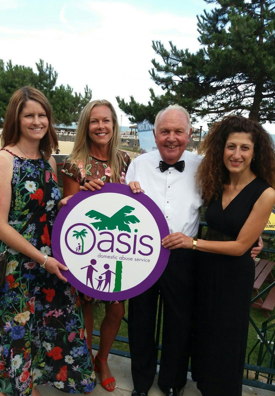 Oasis Ball - Dee, Kim, Frank, Loukia.jpg