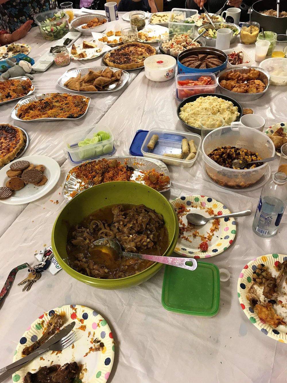 Eid 2017 - Our Support Group celebrates in style