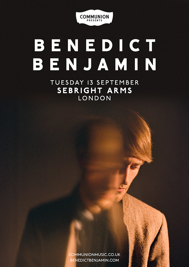 Benedict Benjamin Sebright Arms September 2016 v1 Web.jpg