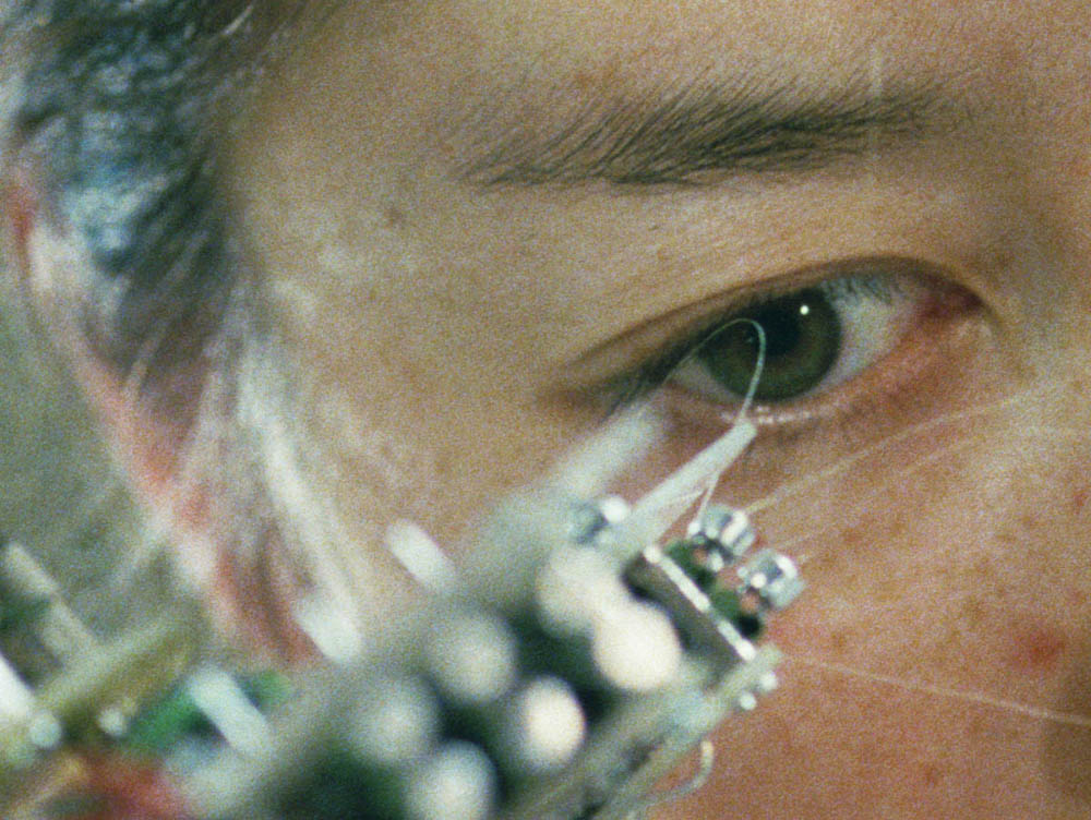 Soft Materials (2004): Daria Martin This film took place in an Artificial Intelligence Lab at Munich University. The film focuses on the increasingly dependent and intimate connection between human and robot which slowly become animalistic and erotic.