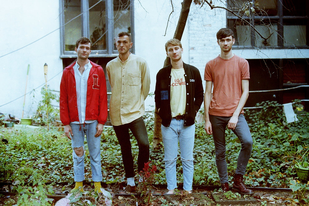 Glass Animals for Bullett Magazine