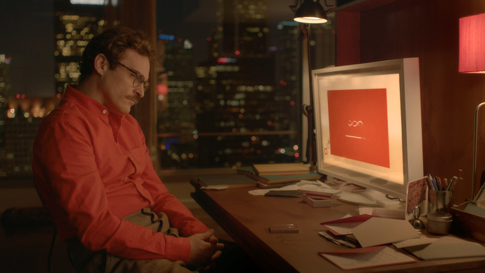 Her (2013): Spike Jonze A romantic comedy film that captures the fascinating and intimate connection between humans and technology.