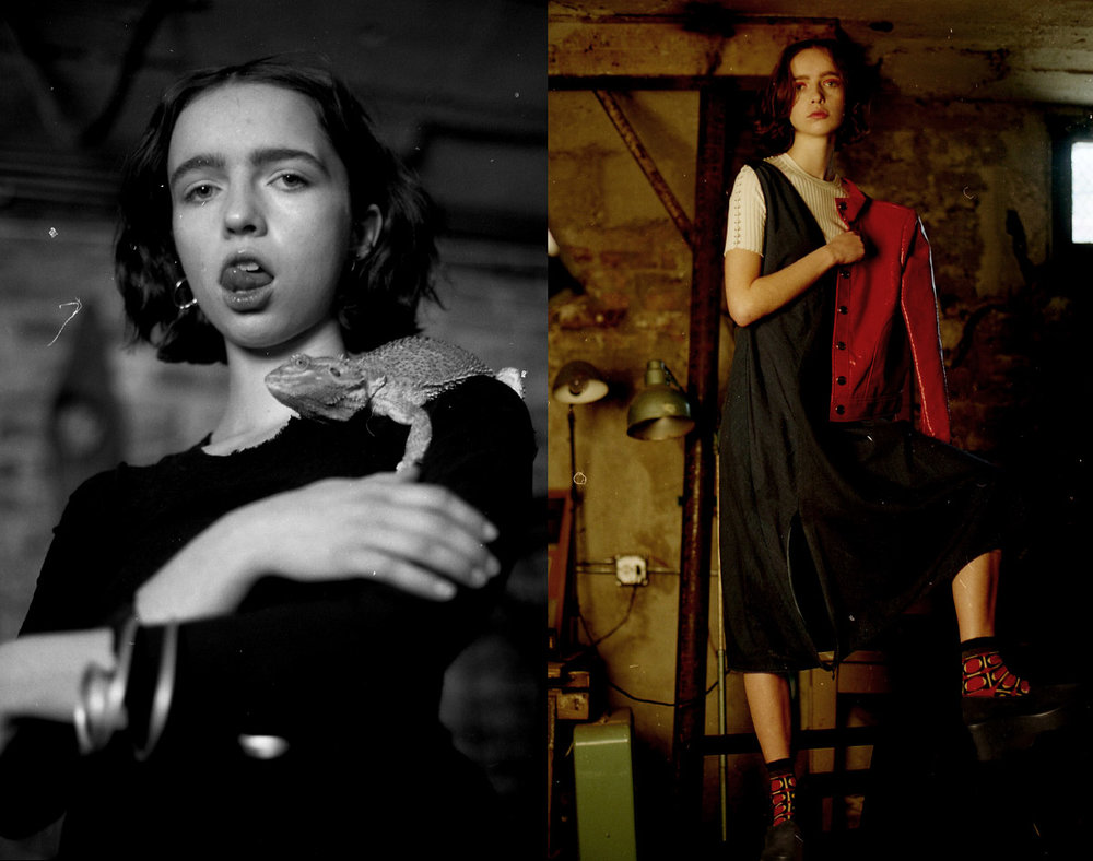 'Calling All Creatures' for Coeval Magazine