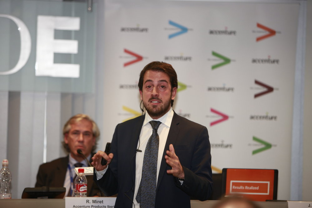 Francesco Piaceri, Project Lead en Accenture Italia