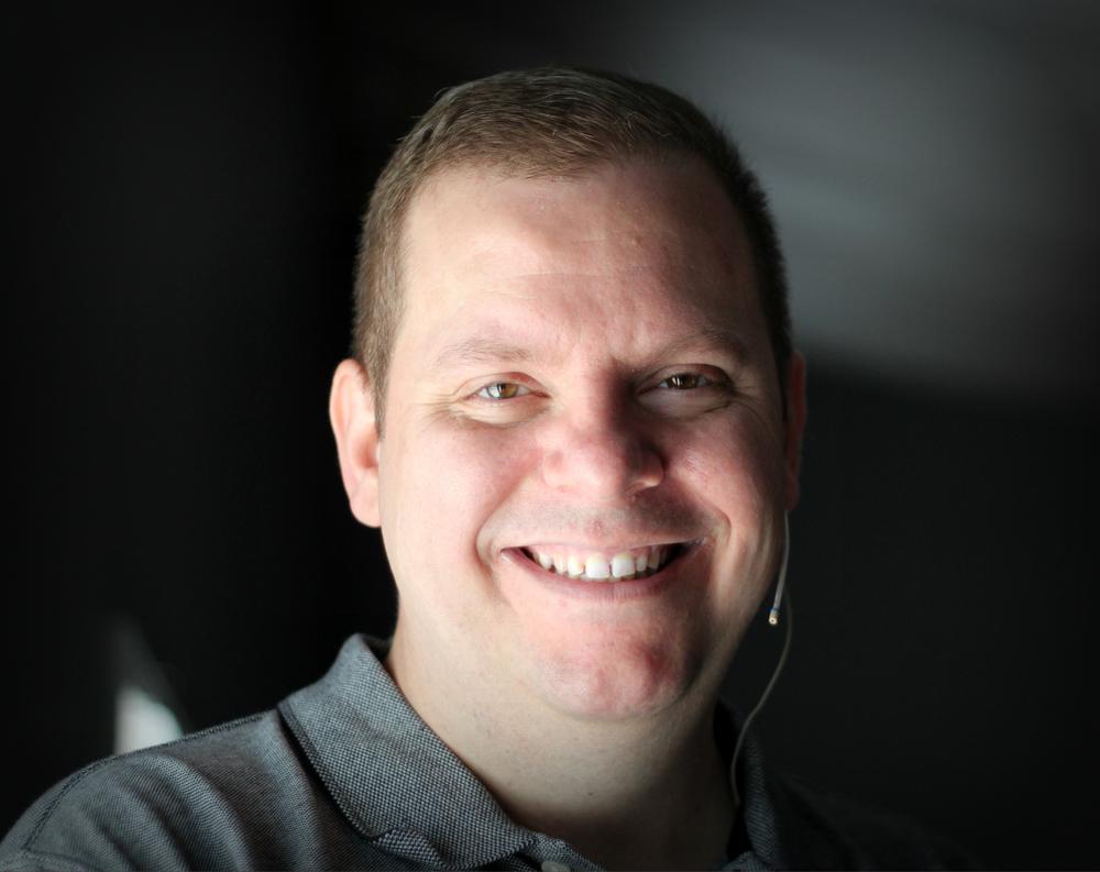 Pastor Mark Hunsaker