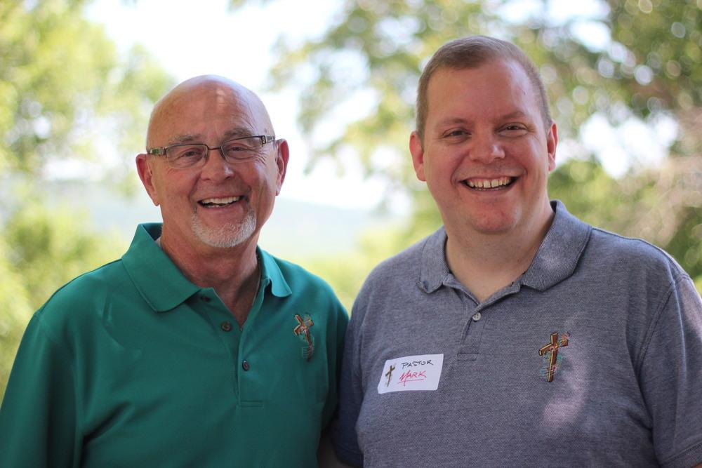 Pastor dar and pastor mark