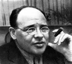 Ray and I don't talk to the man pictured above (Russian writer Isaac Babel), but we  do   talk to a man named David Novack , who's making a documentary about the man above.   Also, if you'd like a helpful explanation of the distinction between sound editing and sound mixing to wow your friends with while watching the Oscars, that is also in this episode.