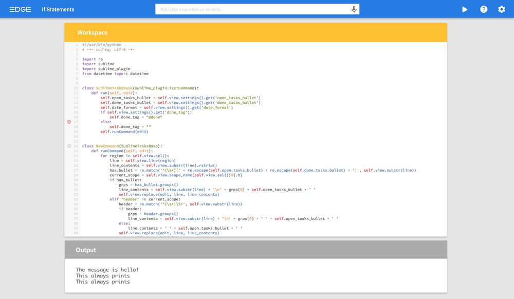 Code Online