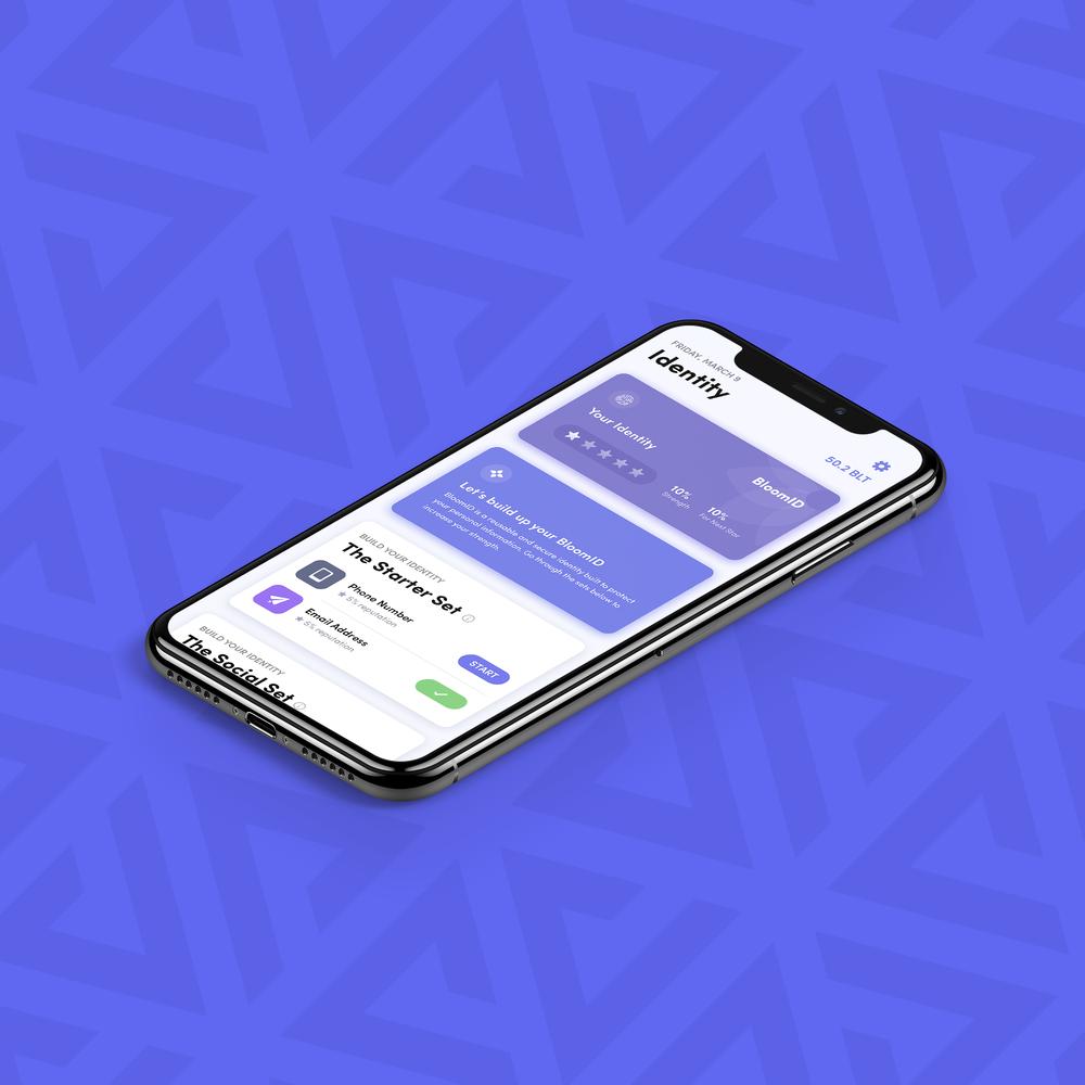 Bloom //  Top 8 US iOS Utility App