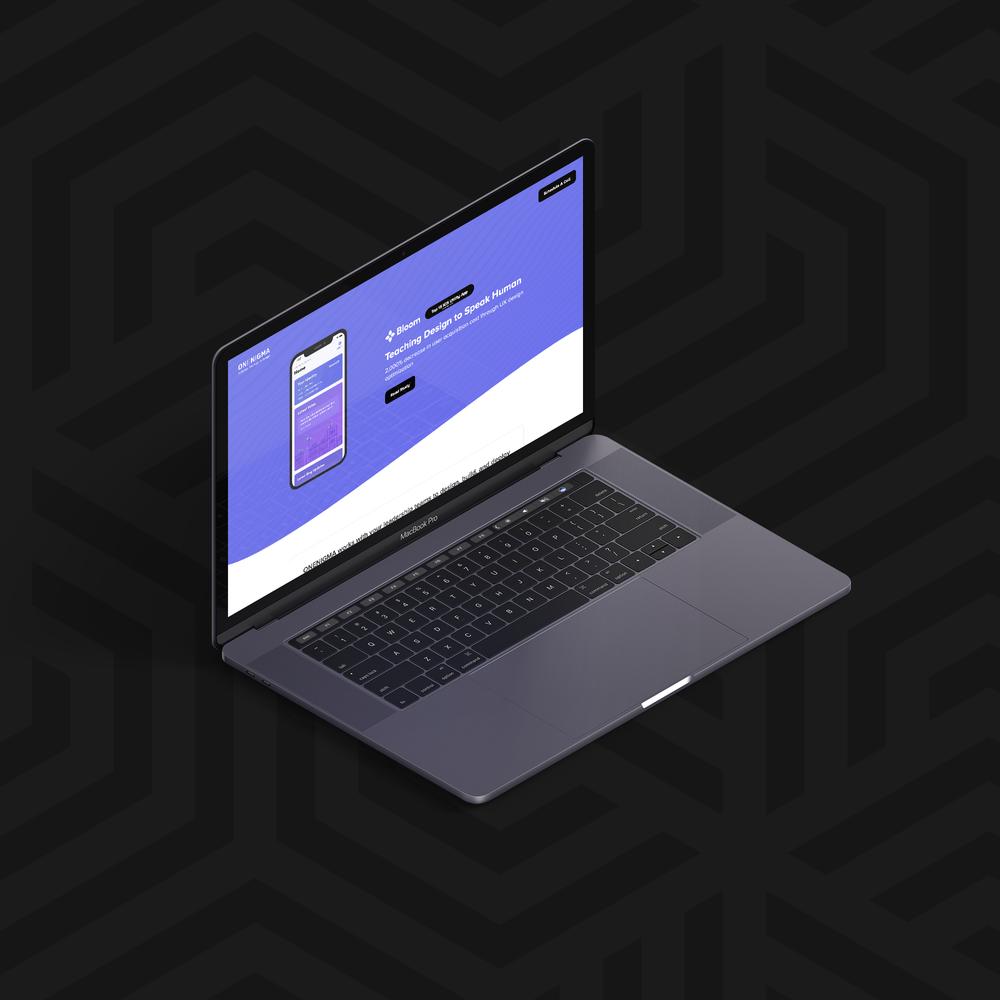 ONENIGMA Website