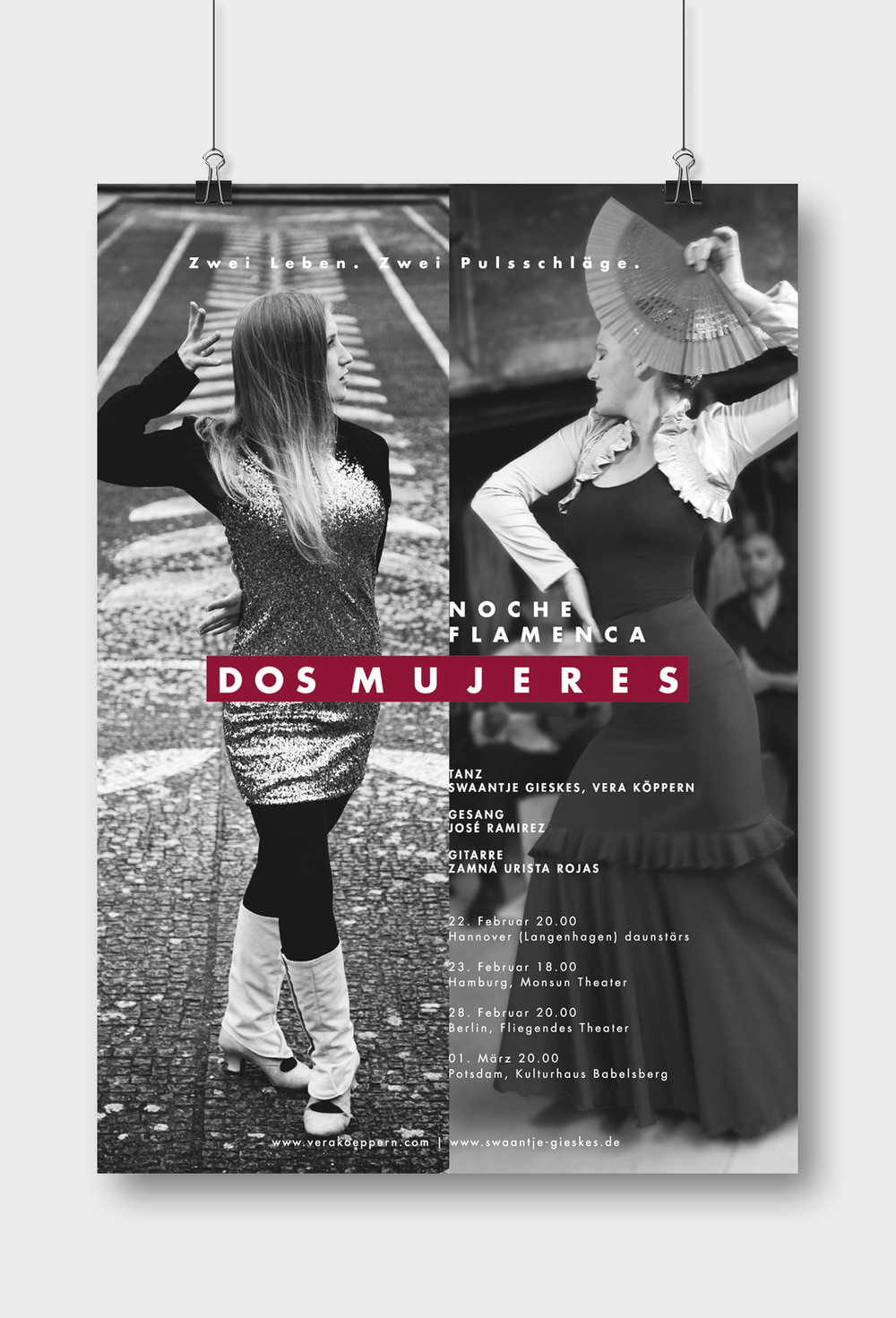 DOS MUJERES – Flamenco performance