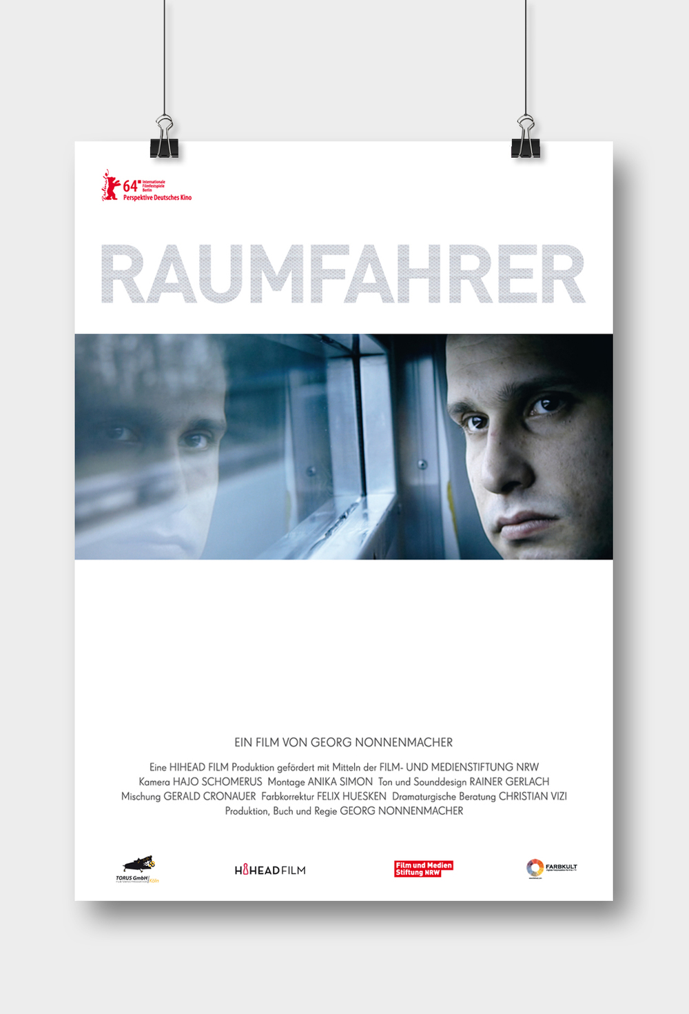 Raumfahrer – movie poster
