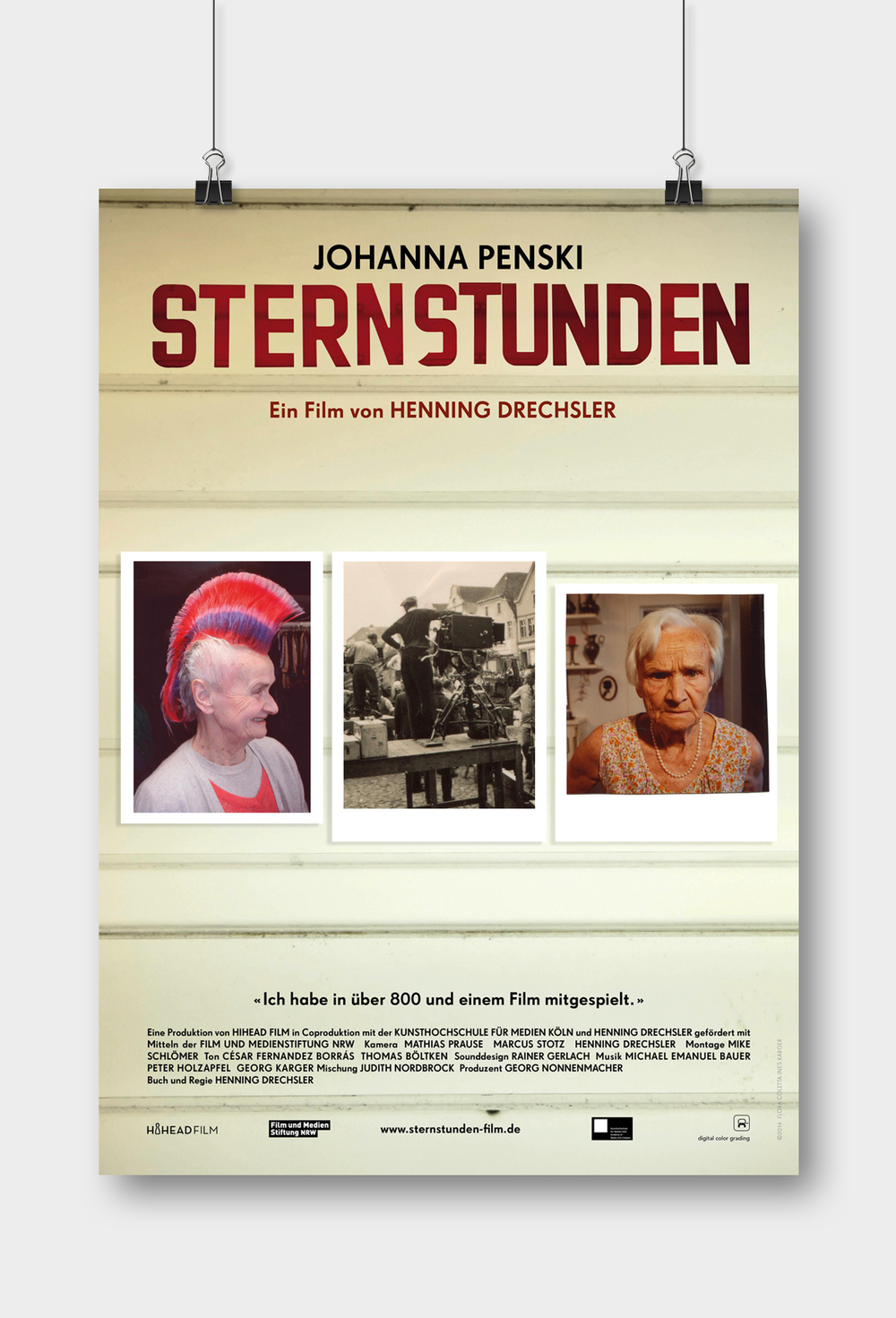 Sternstunden – movie poster