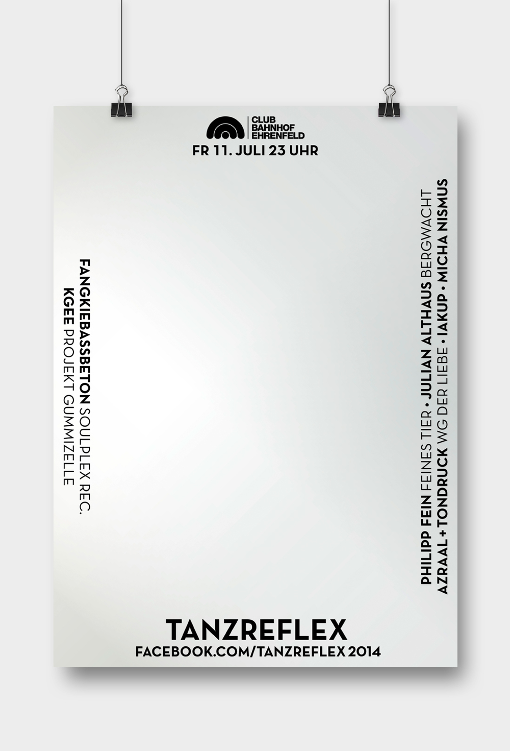 Tanzreflex Party 2014