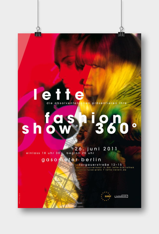 Lette Fashion Show 360°