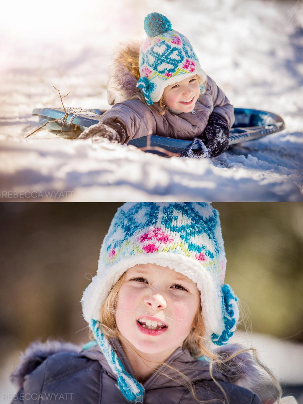 365-II,bartley,cm portfolio,feb 2015 cm,my favvorites,sled riding,snow day,