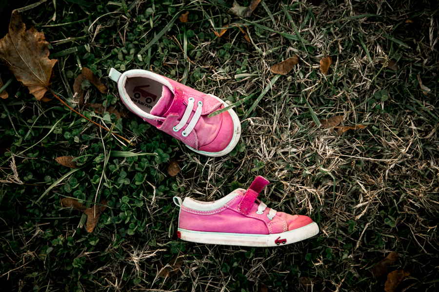 Sneakers by Rebecca Wyatt Photography