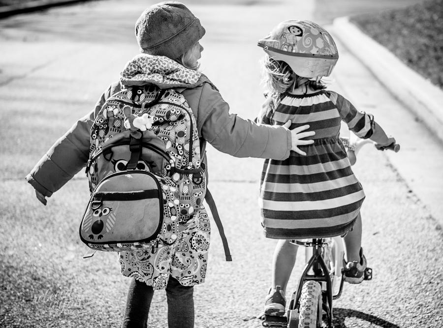 Riding Bikes Love