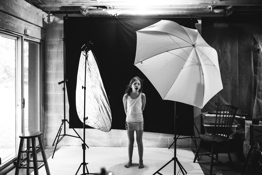 How to Set Up a Complete Basement Photo Studio in Just 5 Minutes | Click Magazine Blog | August 2, 2018