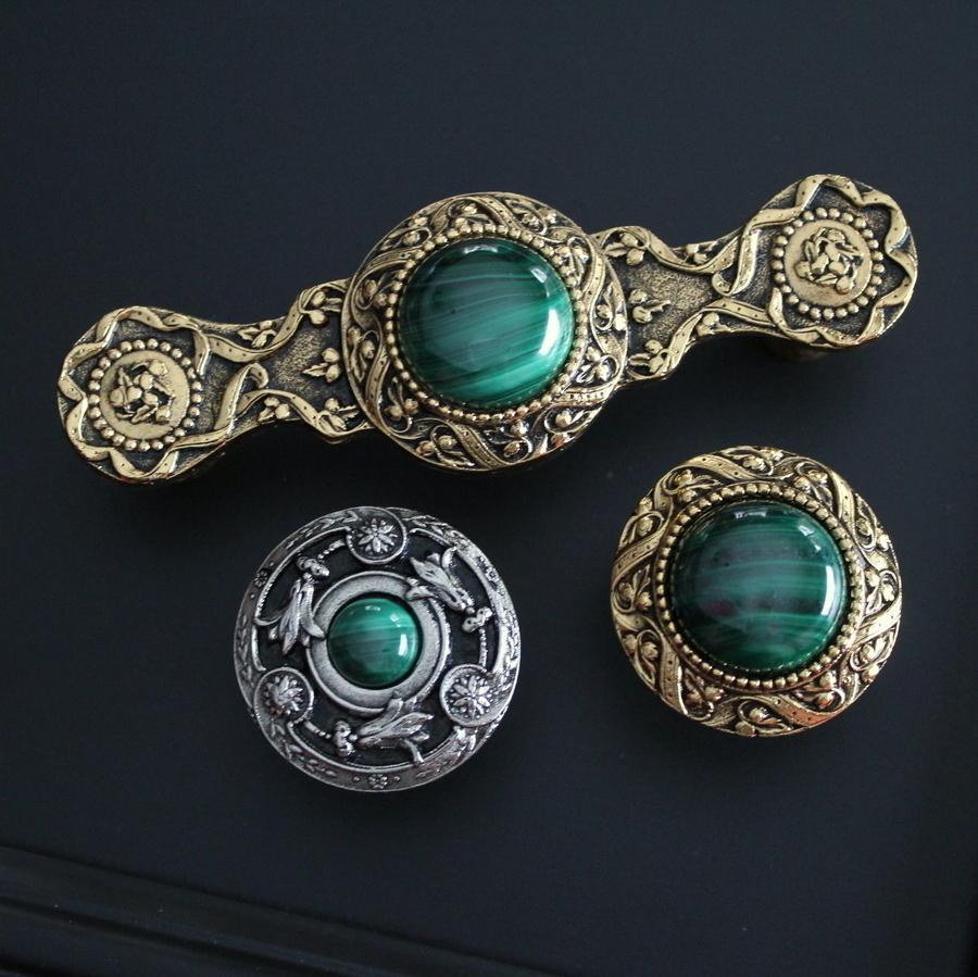 Victorian Jewel & Jeweled Lily
