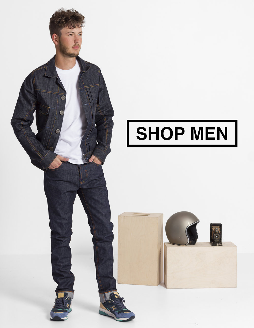 Shop all of our latest men's styles