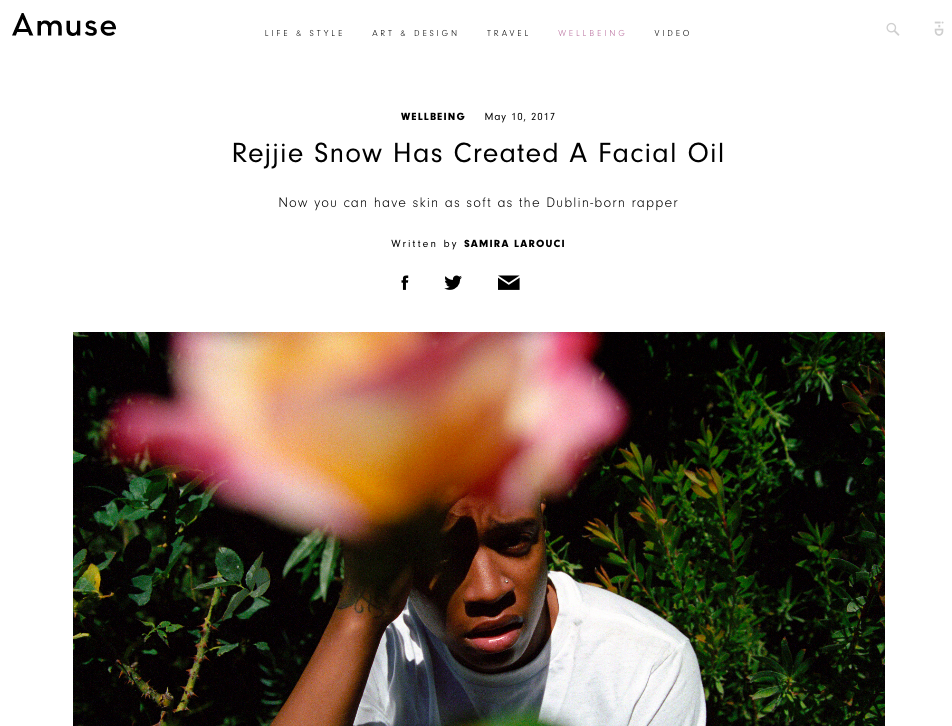 Amuse -  Young Luv, May '17