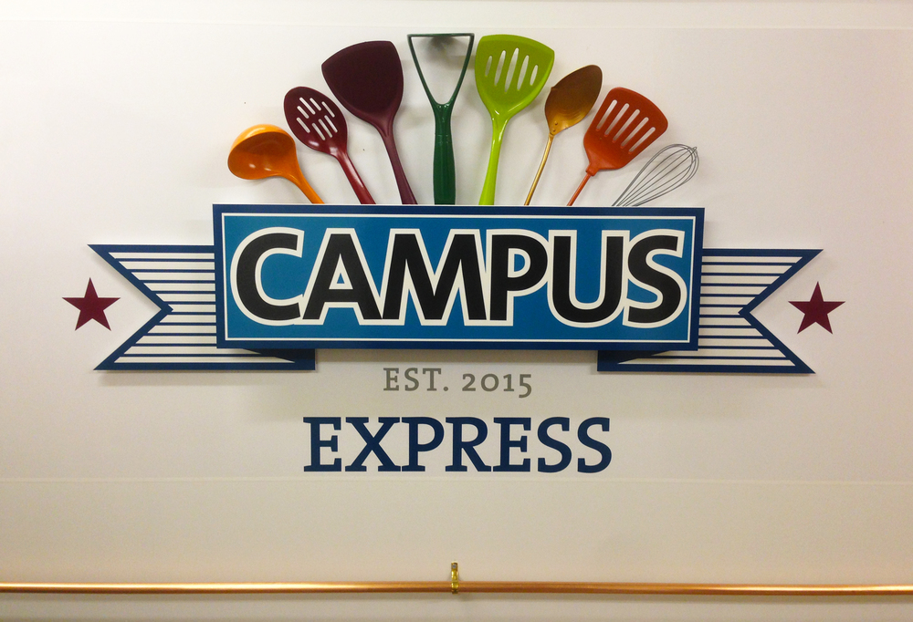 Camous Express sign front on.jpg
