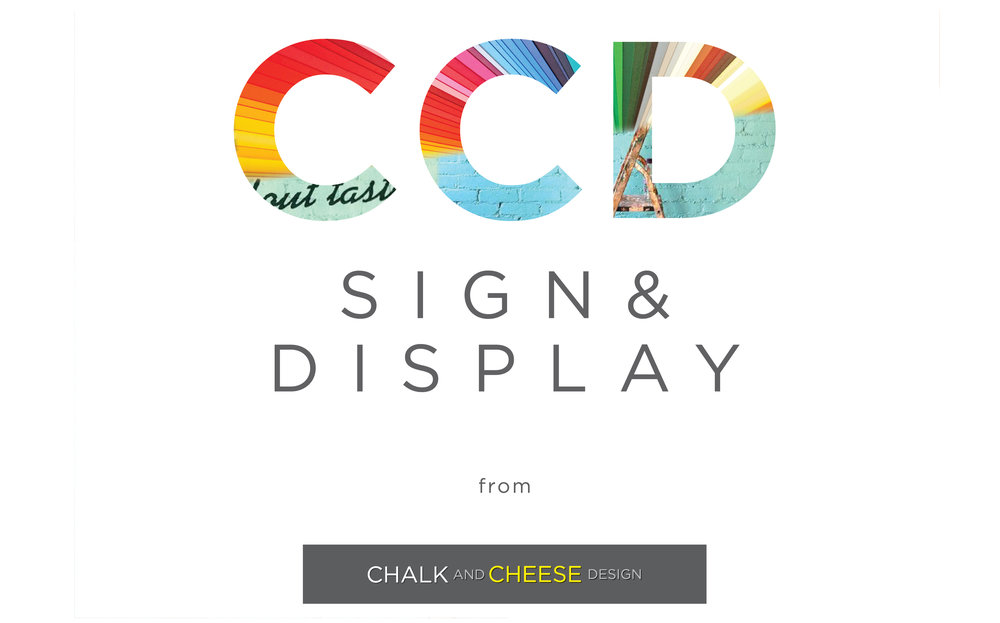 Click on the CCD SIGN button