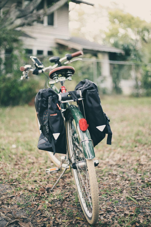 Ibera PakPak Clip-on Pannier Bags