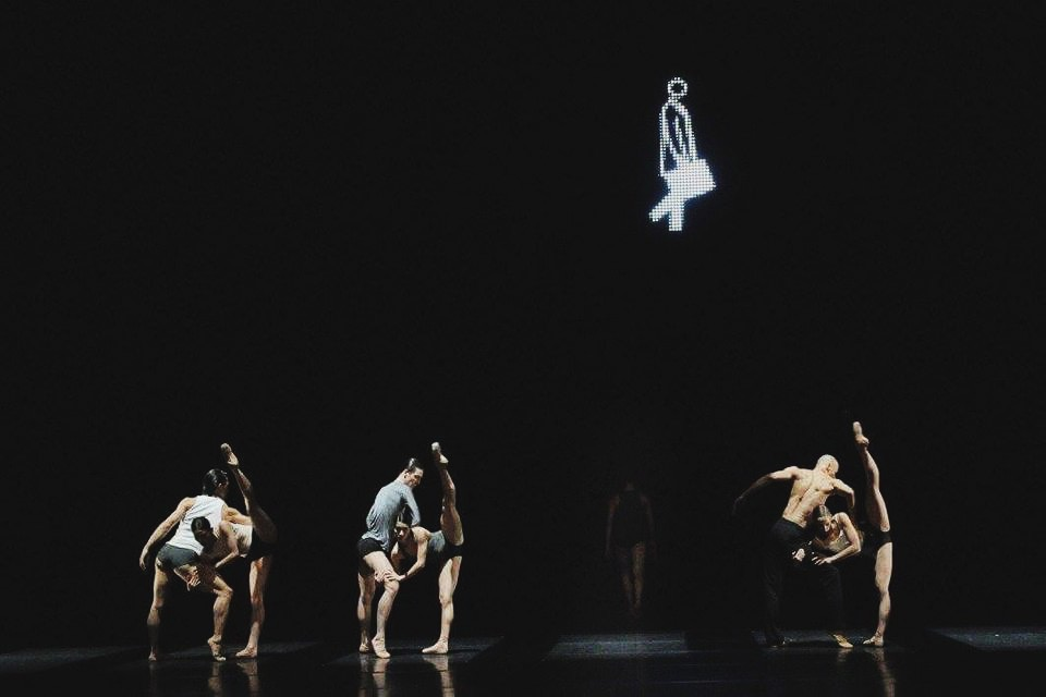 Infra by Wayne Mcgregor