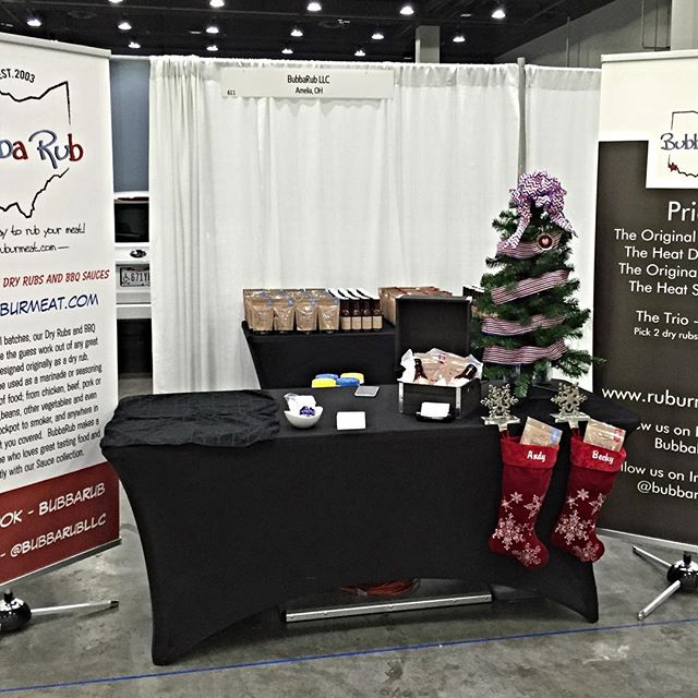 Almost ready for the Cincinnati Holiday Market!!