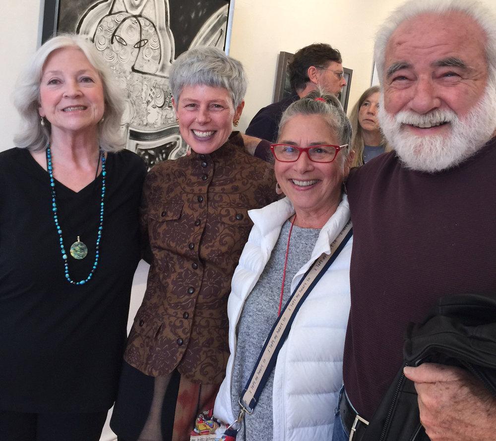 Jeanie, Anne, Barbara, Stephen