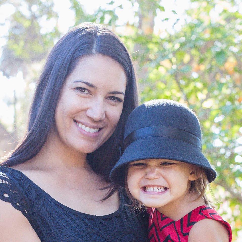 Natalie Holdren  Co-President of Cal-TASH