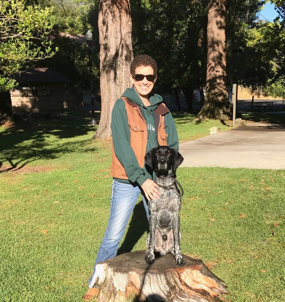 Mary Ellen Sousa  Co-President of Cal-TASH