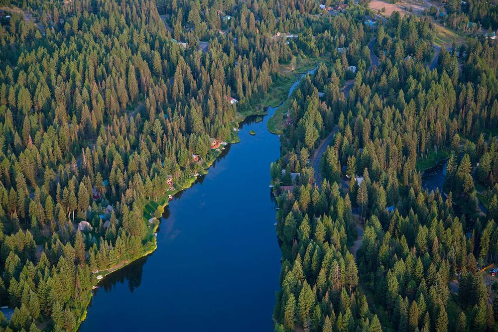 Aerial Photography in Idaho