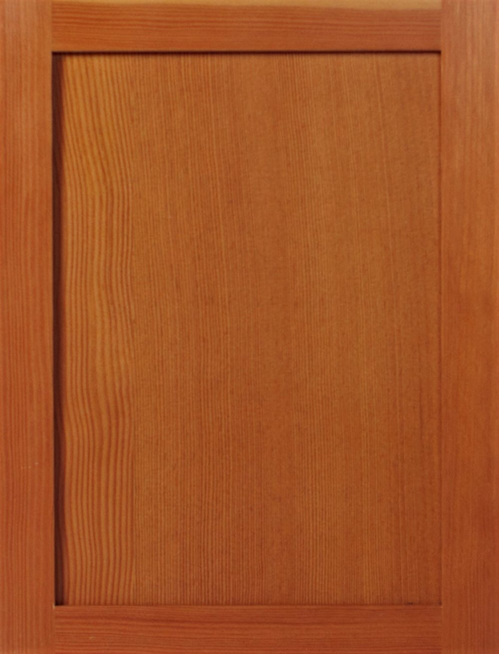 Stained VG Fir