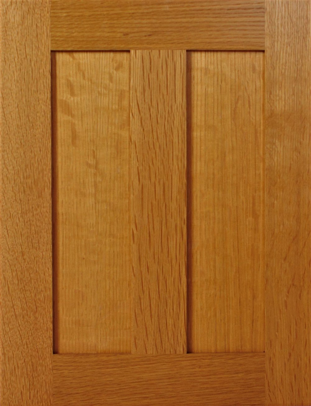Stained White Oak