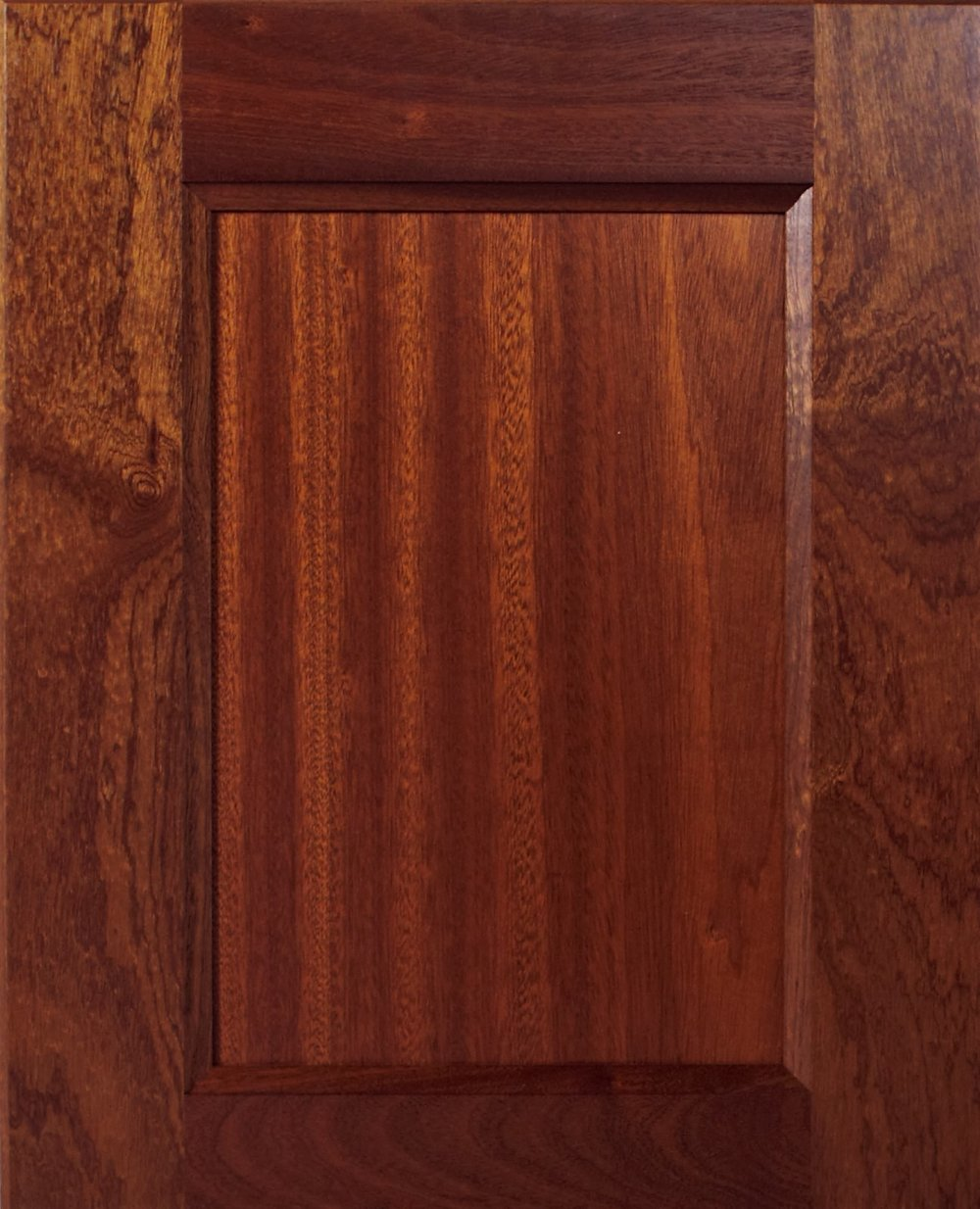 Stained Sapele