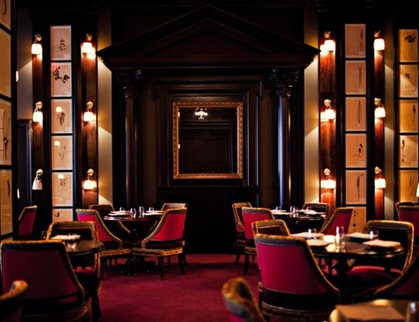 Parlor Dining Room - NoMad NYC