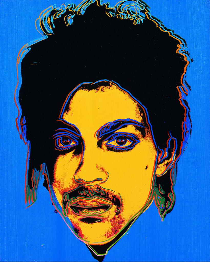 Andy Warhol: Prince, 1984