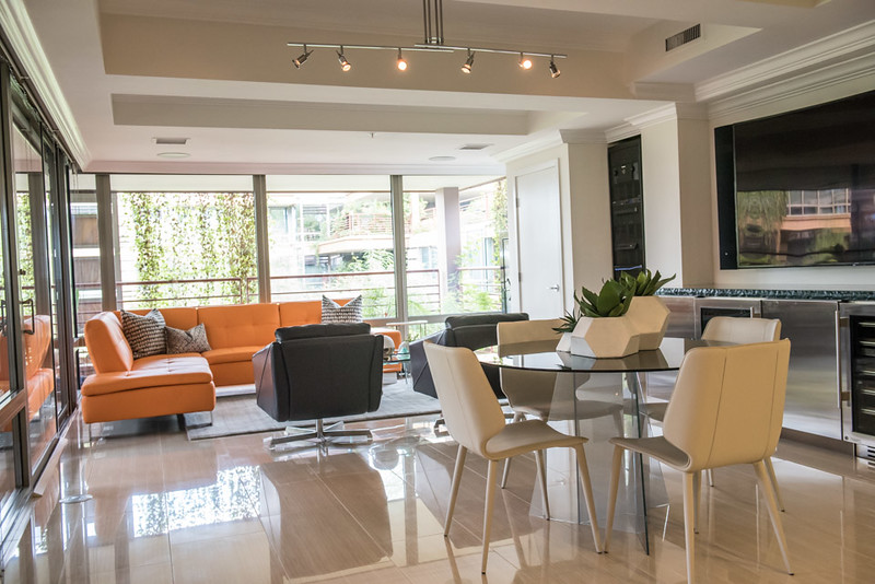 Results: Modern Miami Bachelor Pad at Optima Camelview