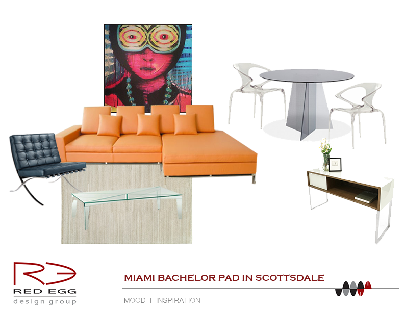 Moodboard, Furnishings and Final Touches