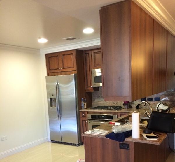 Scottsdale Optima Kitchen, Before.