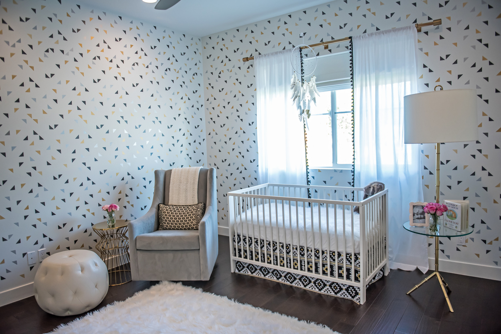 Diamonds and Dreamcatchers Nursery
