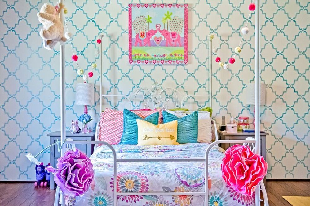 Girls Room, After