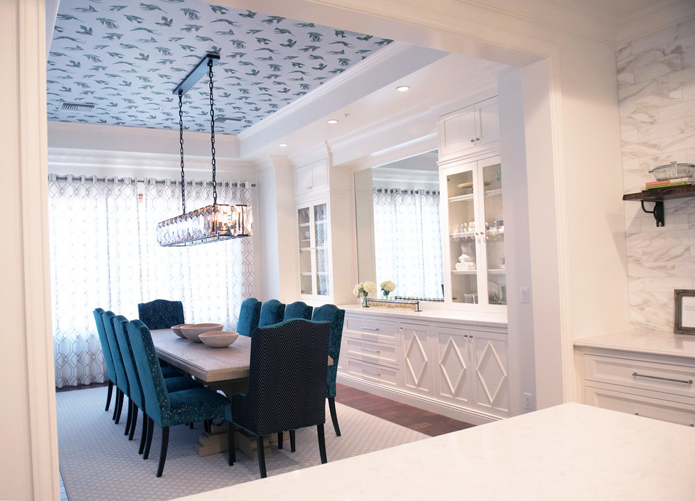 9+DiningRoom+Builtin+Wallpaper+Custom+Rug+Crystal+Teal+Navy.jpg