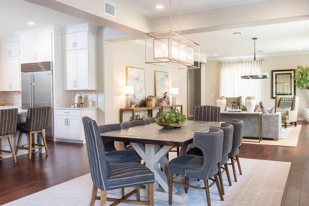Dining room +Dining-table +Stripes +dining-chairs +chandelier.jpg