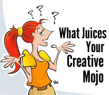 Creative Mojo by Tee
