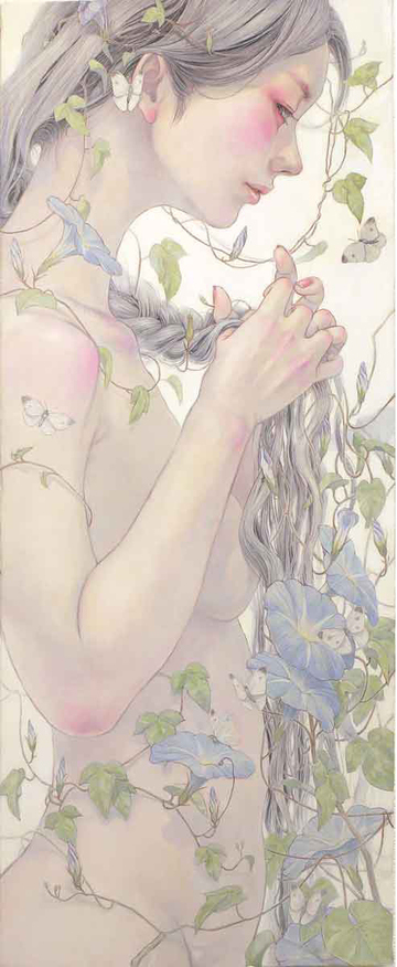 うたげ 〜朝顔〜