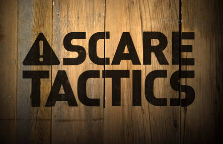 Scare Tactics, Season 2 (2010)     MTV